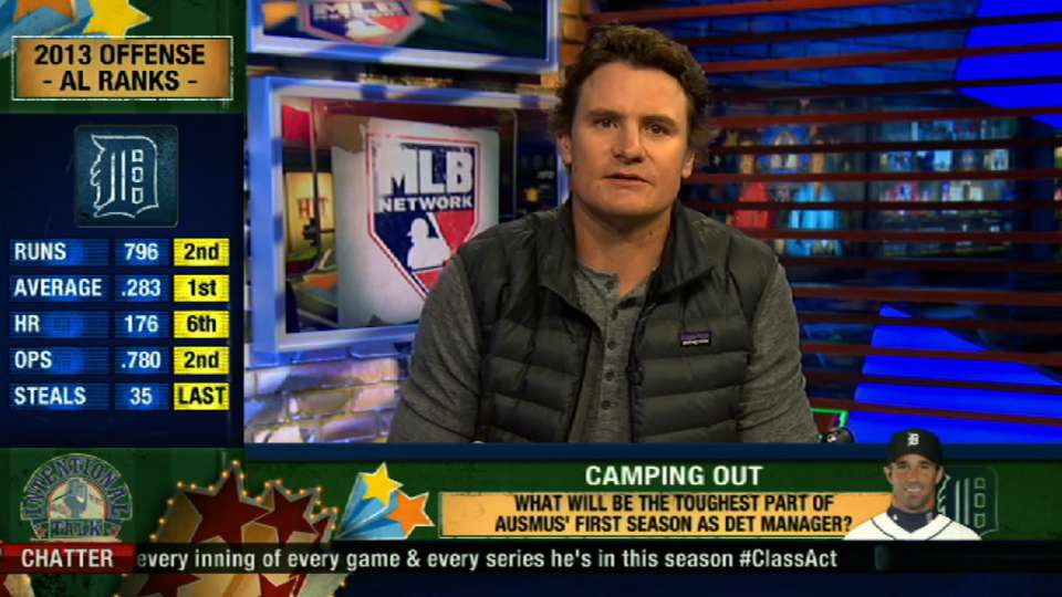Camping Out: Homer Bailey