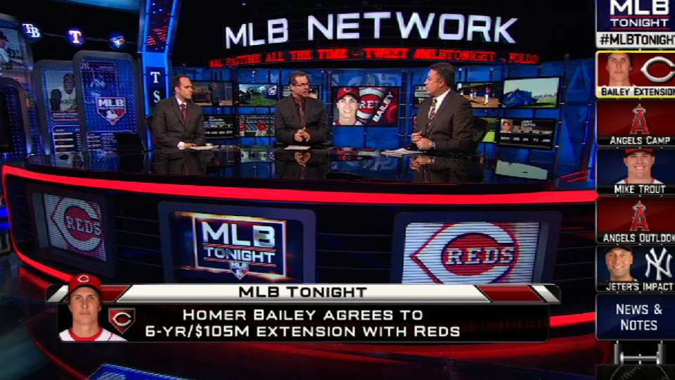 MLB Tonight on Bailey's contract