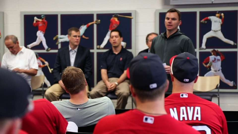 Red Sox focused on '14