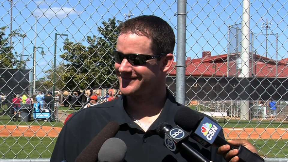 Oswalt on attending Astros' camp