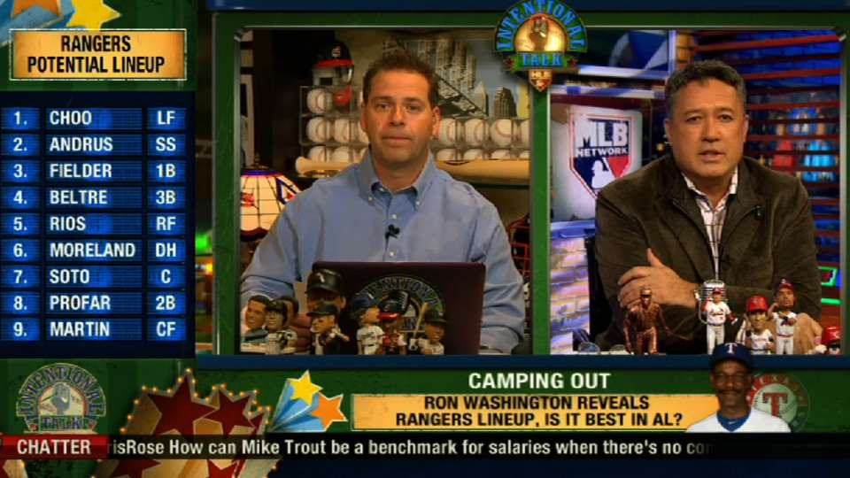Camping Out: Rangers