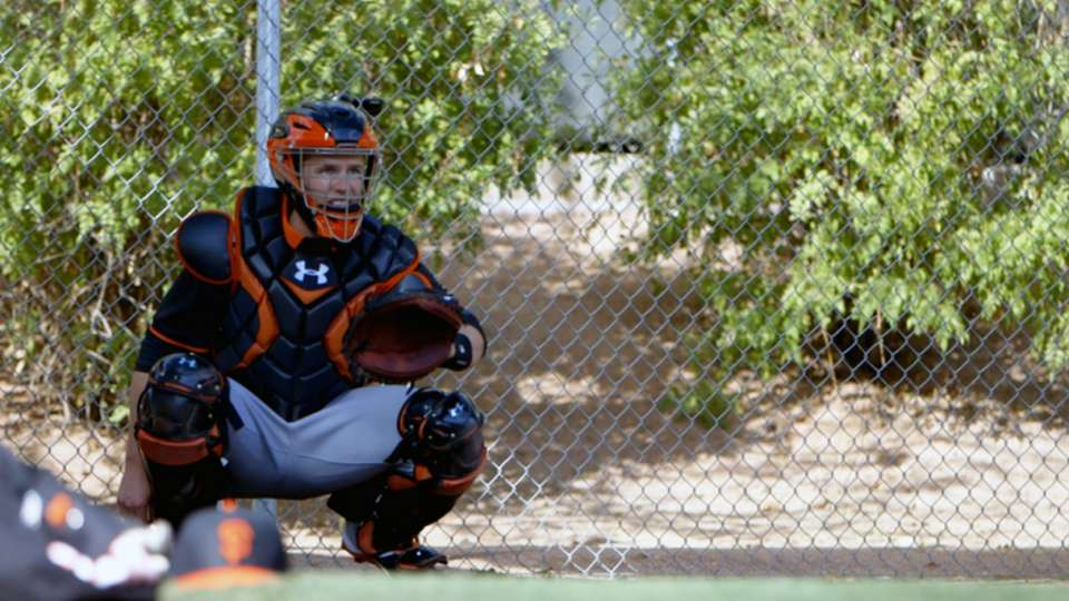 Posey on pitching and defense