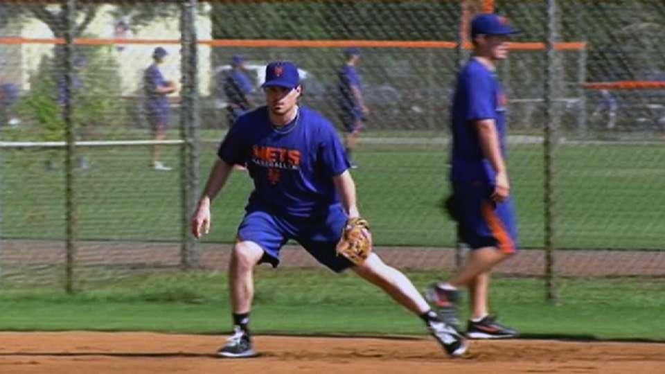 Murphy on changing batting style