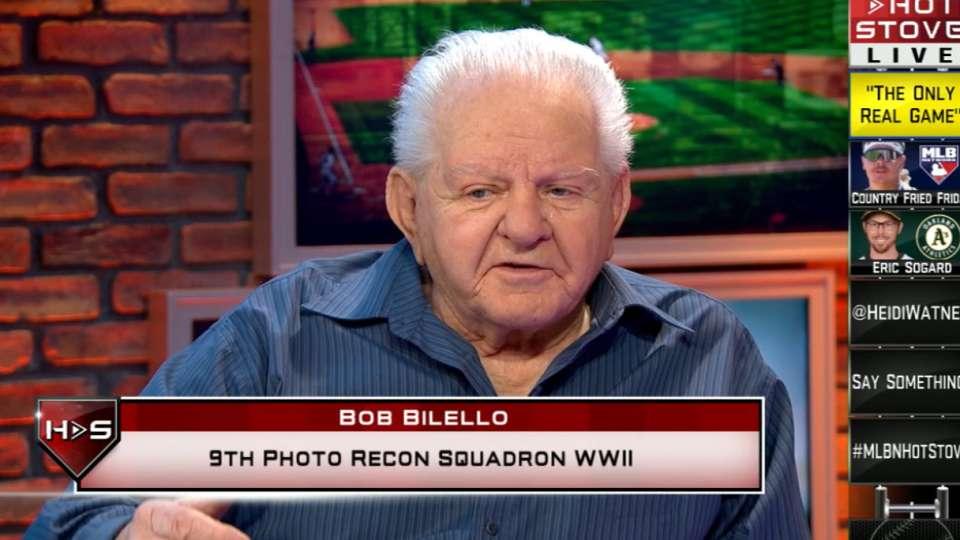 Veteran Bob Bilello on Hot Stove