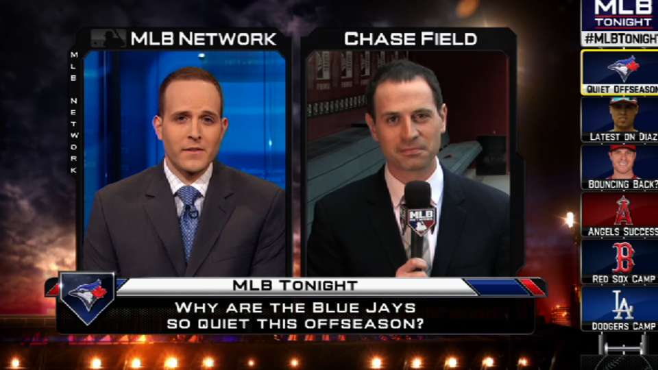 Jon Paul Morosi on MLB Tonight