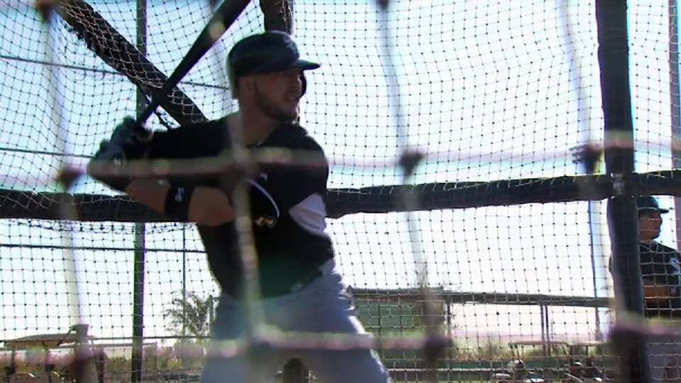 White Sox on improving in camp