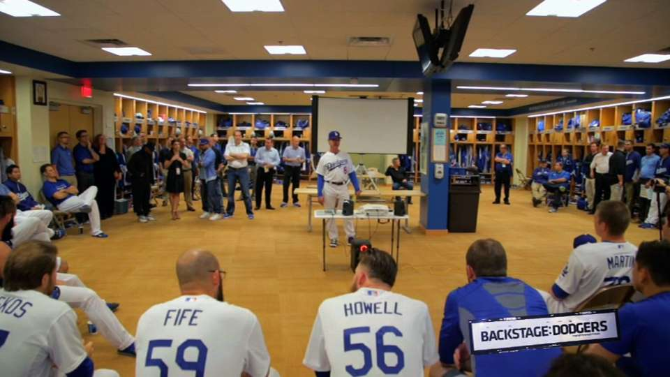 Backstage: Dodgers Episode 2