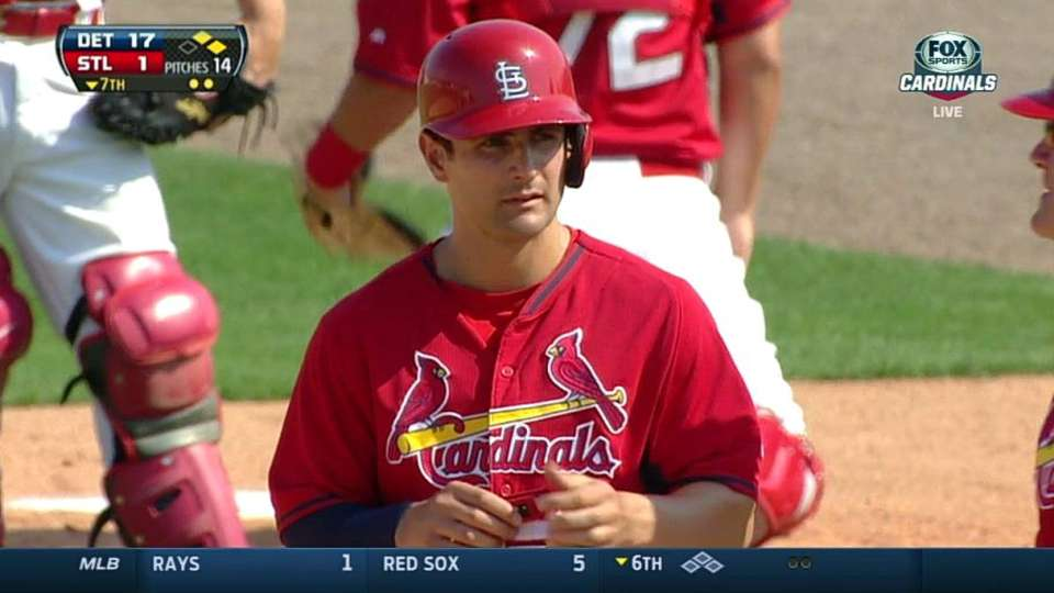 Kozma's RBI single