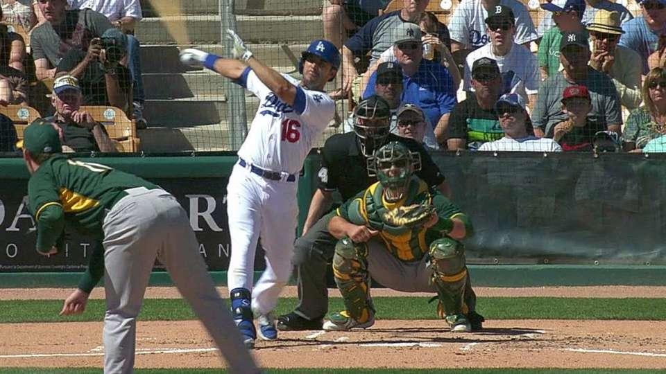 Ethier's three-run home run