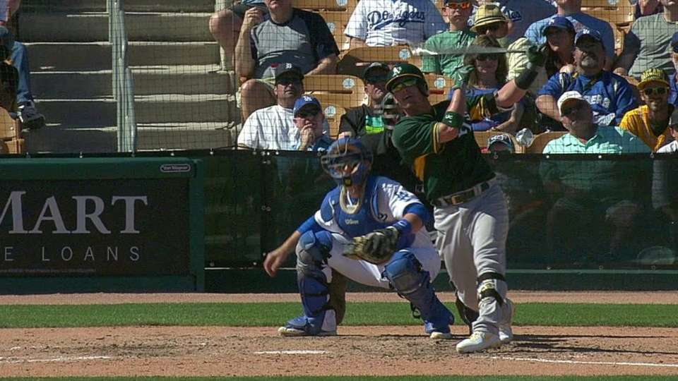 Donaldson's two-run home run