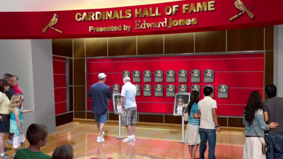 Cardinals Hall of Fame fan vote