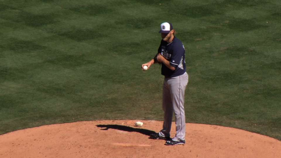 Cashner shuts out the Rockies