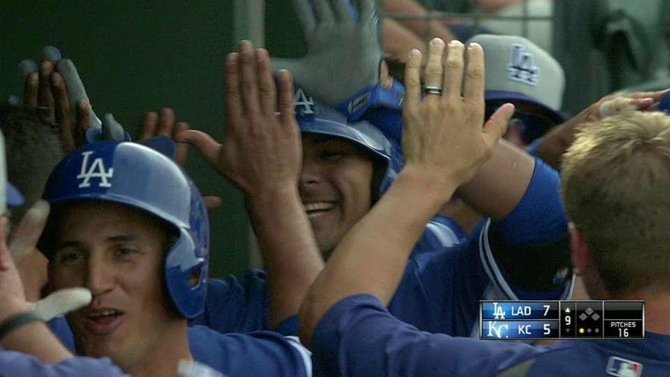 Cuevas' two-run homer in ninth