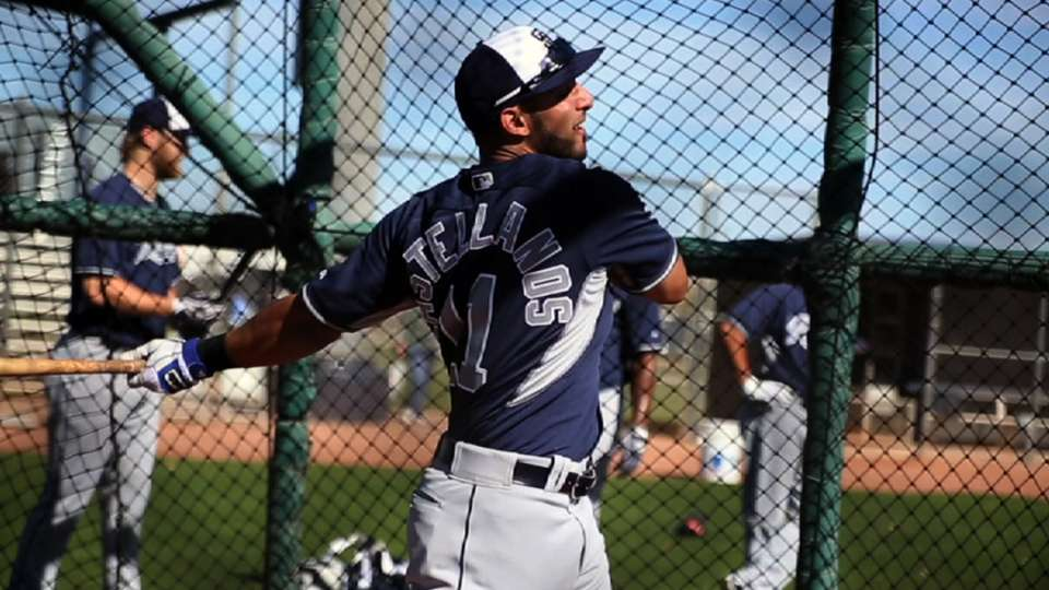 New Padre a familiar face