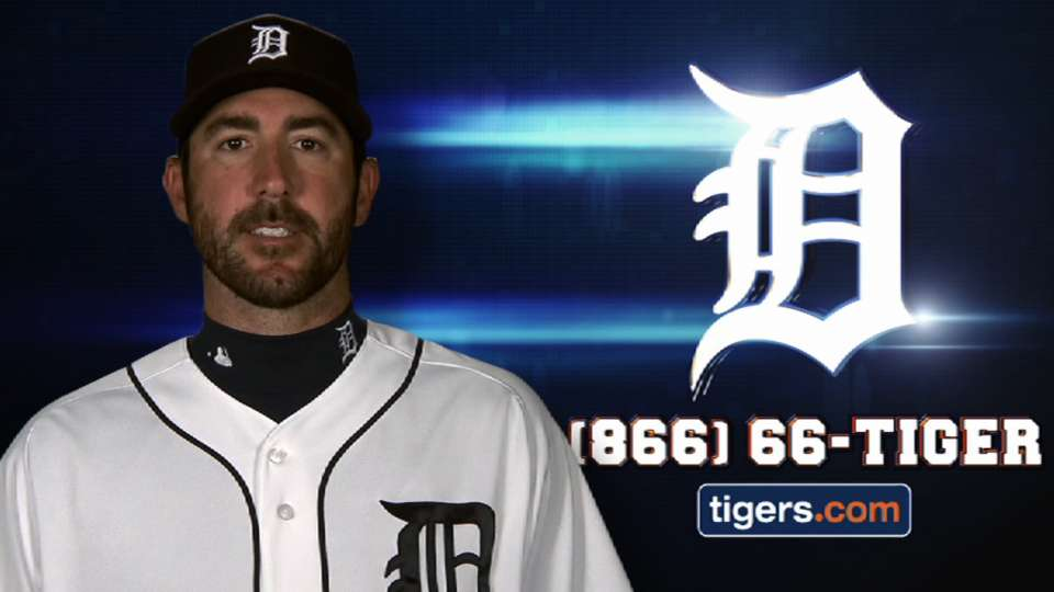 Tigers tickets are on sale now
