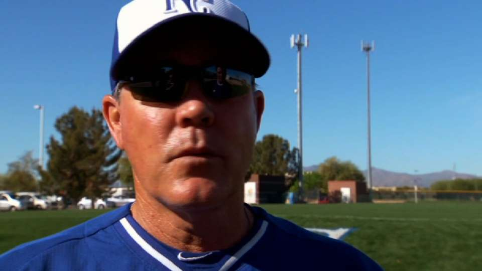 Ned Yost on high expectations