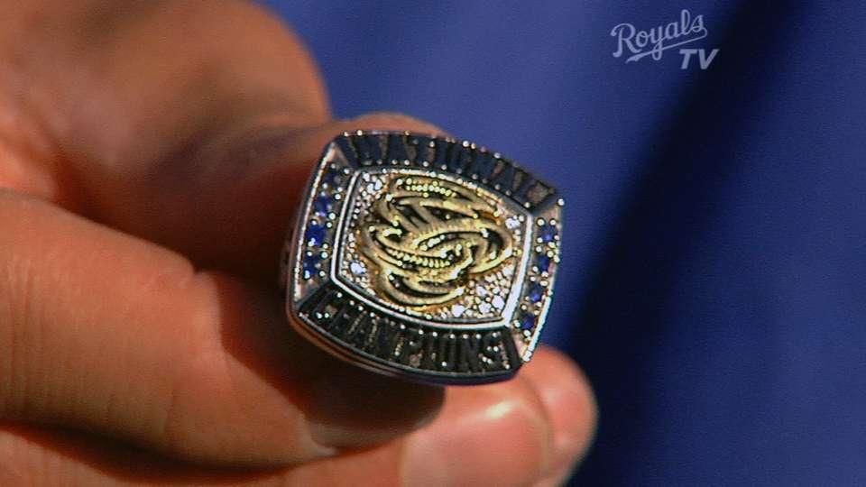 Royals honor Minors champions