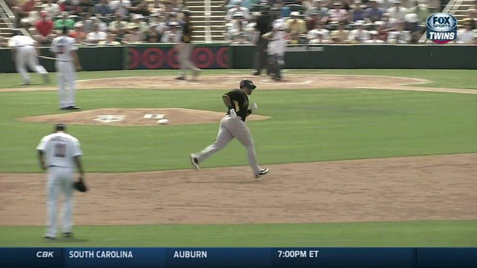 Alvarez's two-run shot