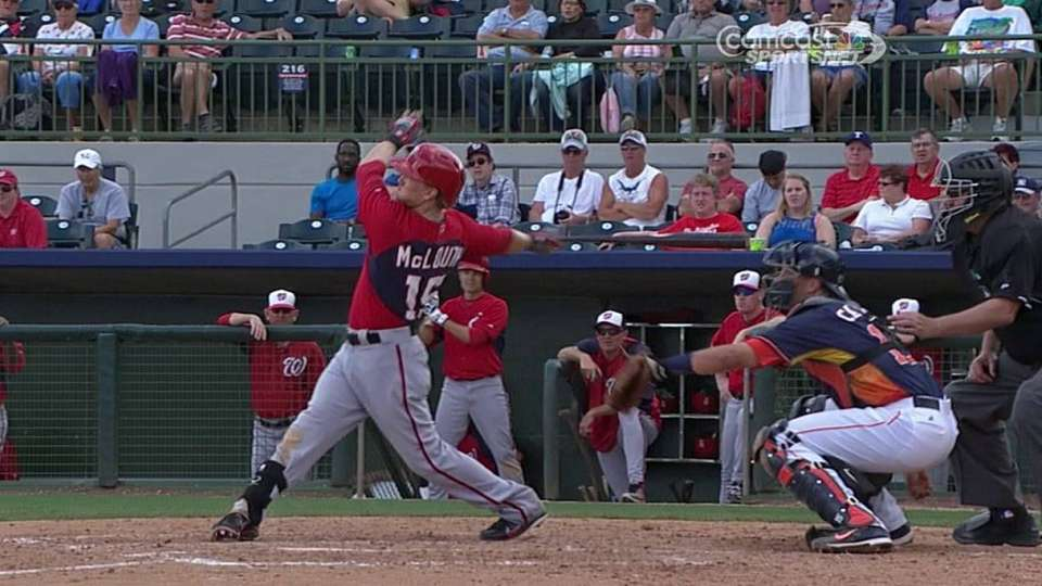 McLouth's two-run dinger