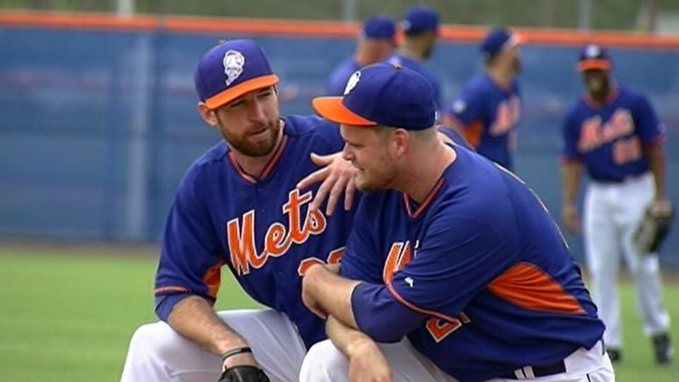 Anderson discusses Mets' infield