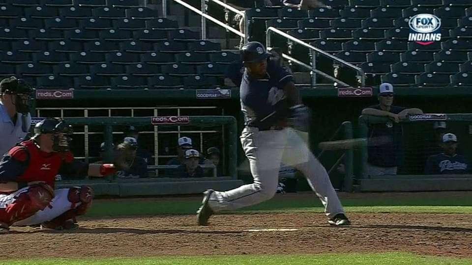 Liriano's two-run homer