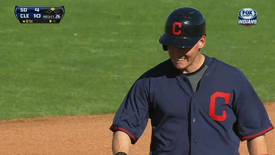 Carlin's bases-clearing double