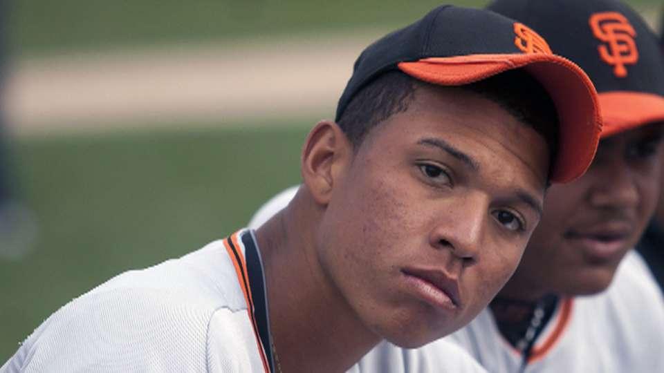 Top Prospects: Gregorio, SF
