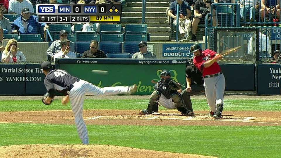 Colabello's RBI single
