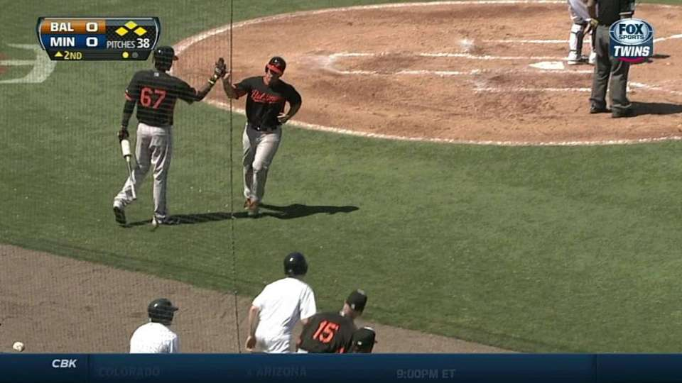Berry's sacrifice fly
