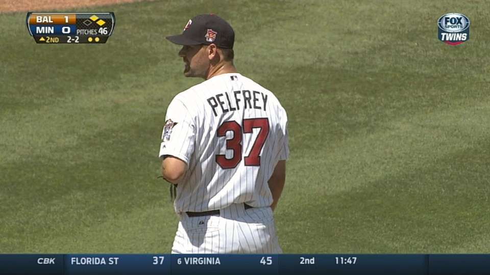 Pelfrey's strong pitching