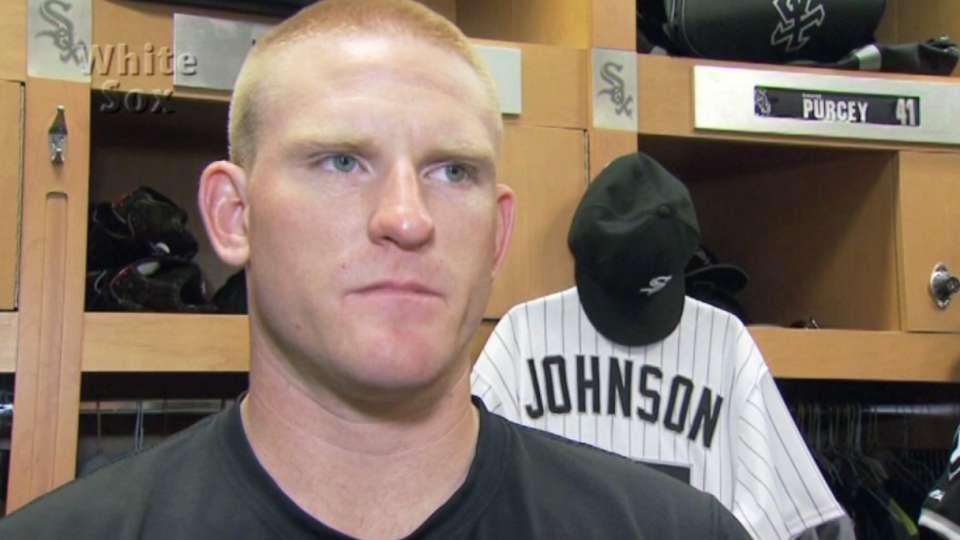 Johnson looking forward to 2014