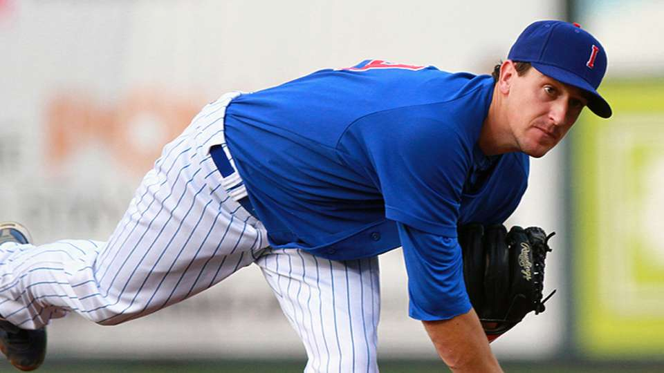 Top Prospects: Hendricks, CHC