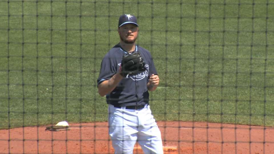 Bedard, Maddon on outing