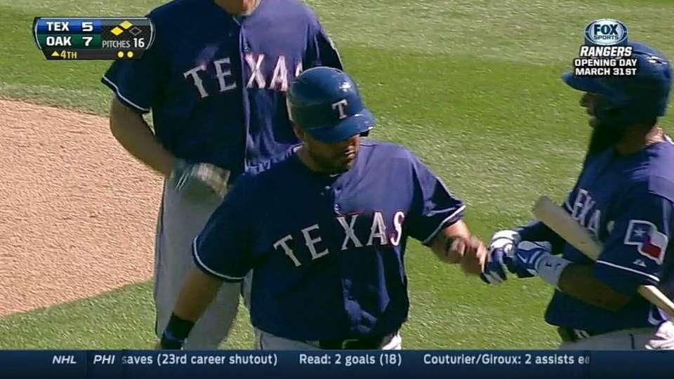 Wilson's two-run double