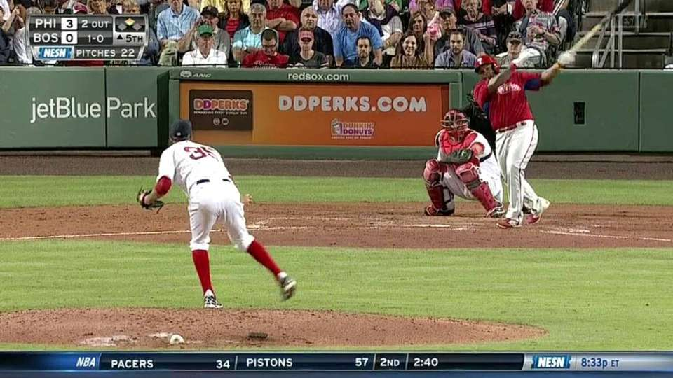 Byrd's RBI knock