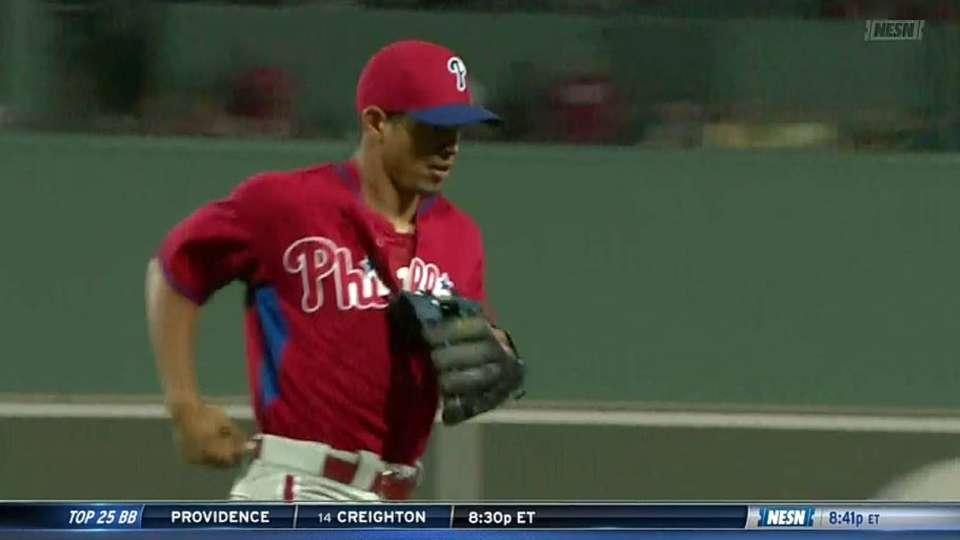 Hernandez's superb play