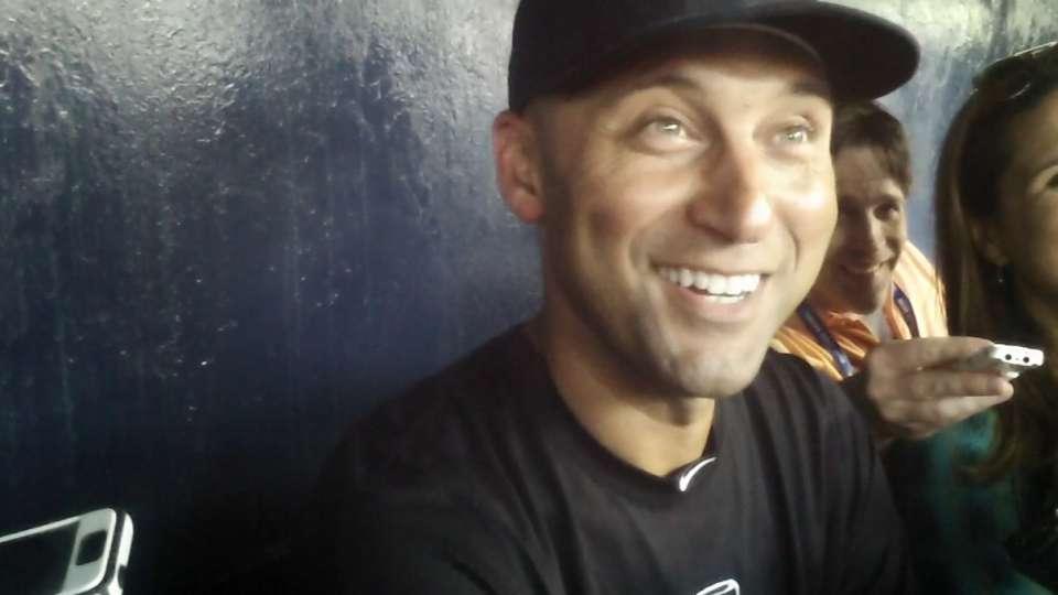 Yankees talk Mo, Panama
