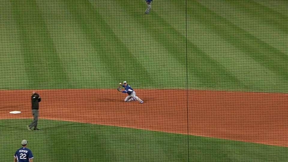Guerrero's fine play