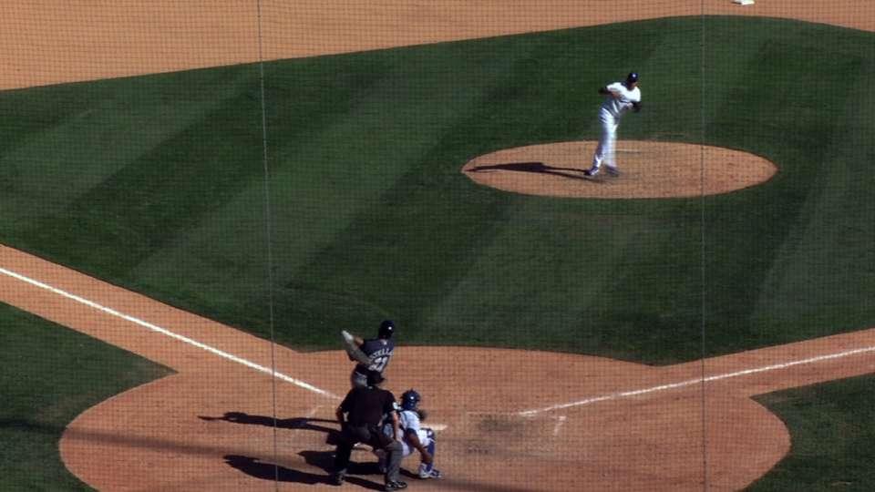 Padres comeback falls short