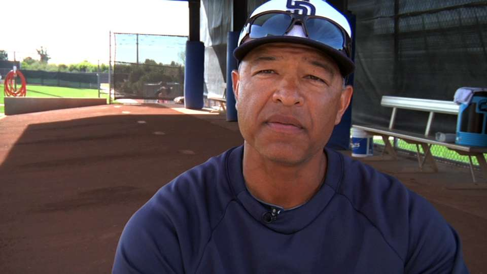 Roberts' new role: Bench coach