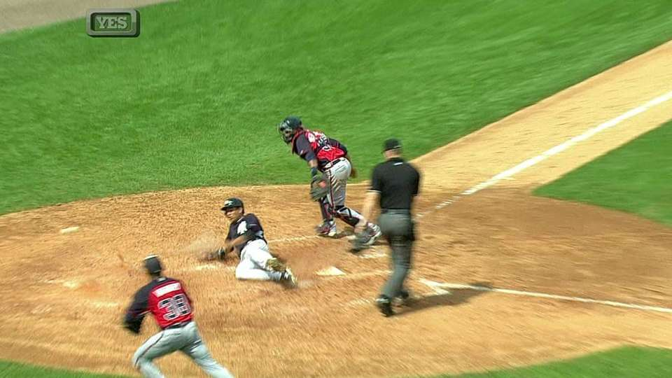 Williams' sacrifice fly