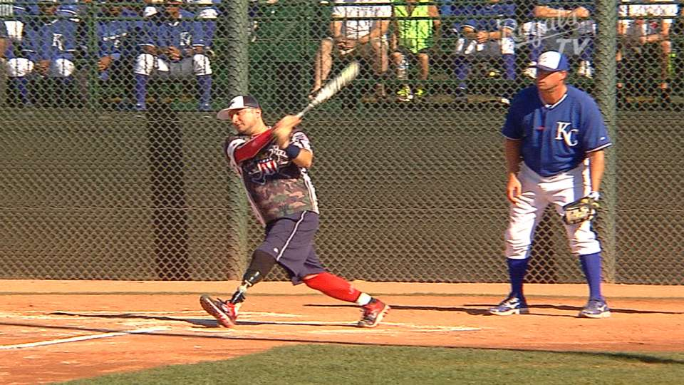 Wounded Warriors face KC coaches
