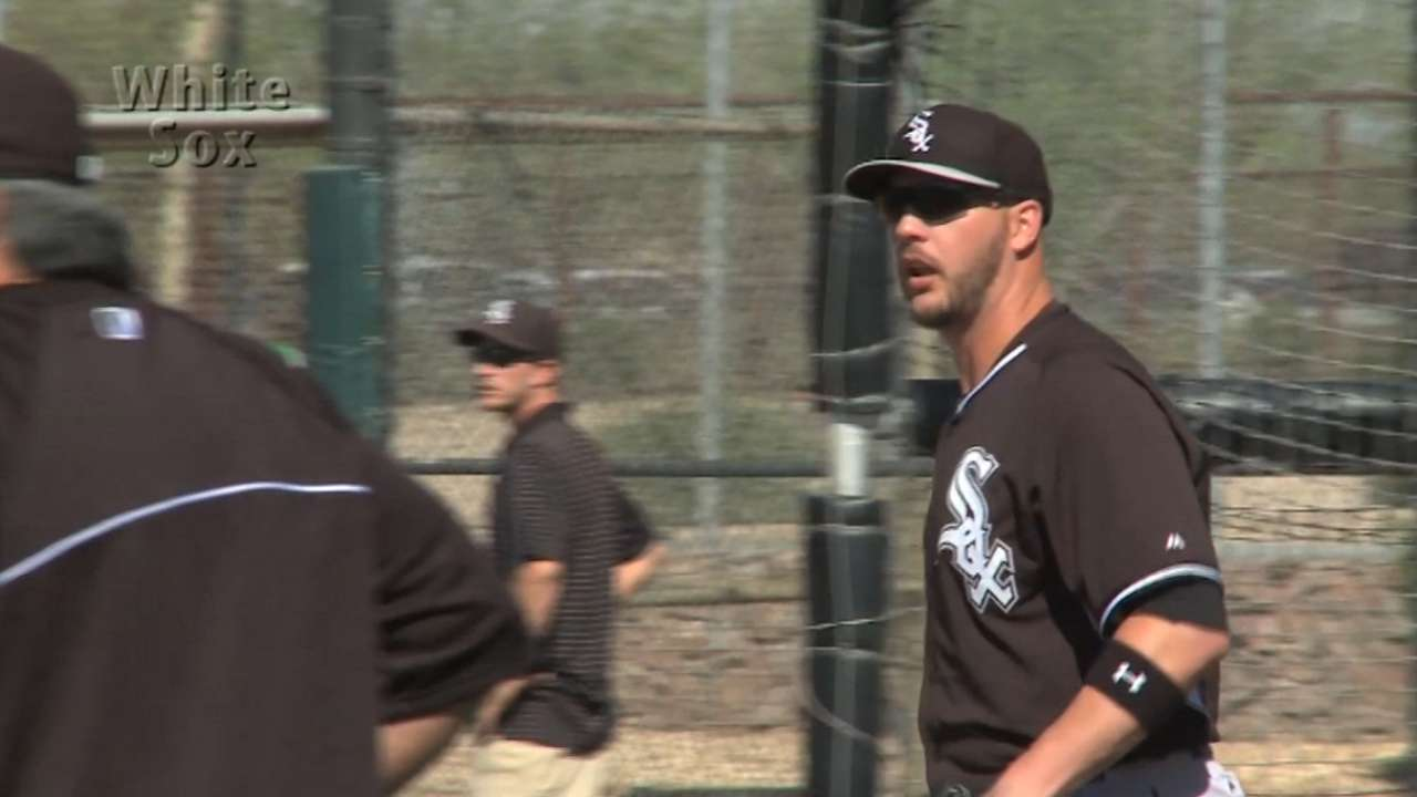 Tyler Flowers Will Be The Starting Catcher For The Chicago White Sox