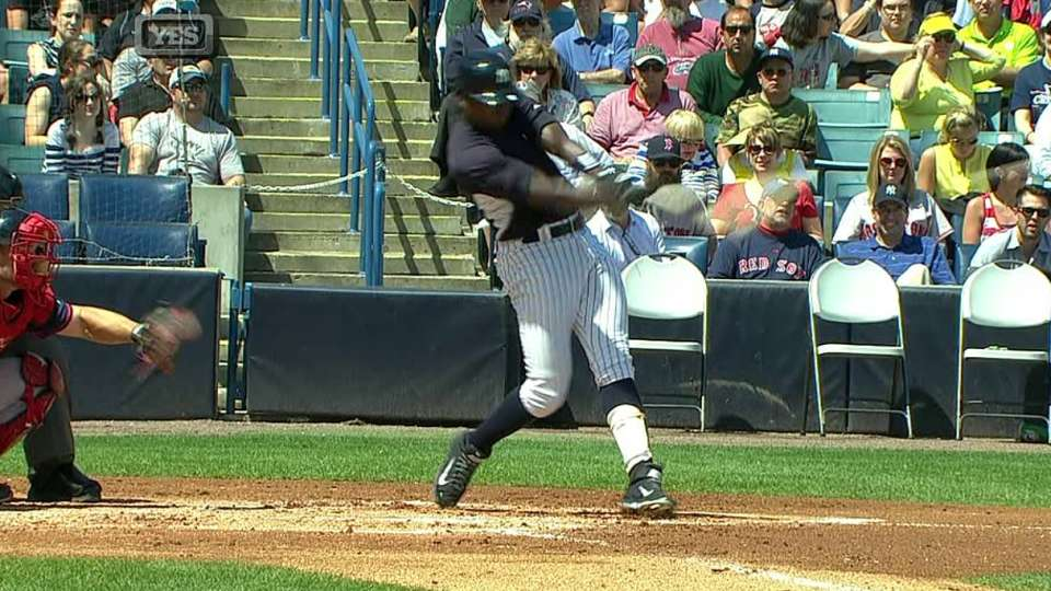 Soriano's RBI single