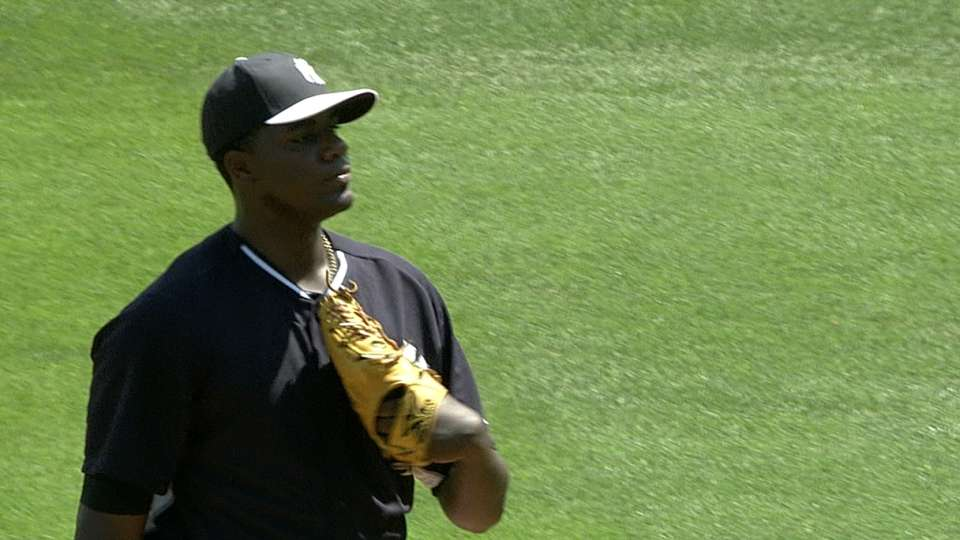 Pineda's great outing