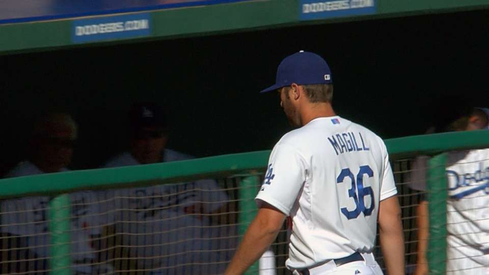 Magill's solid relief
