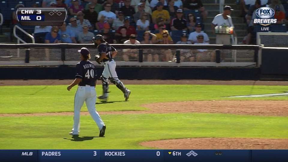 Hellweg strikes out one