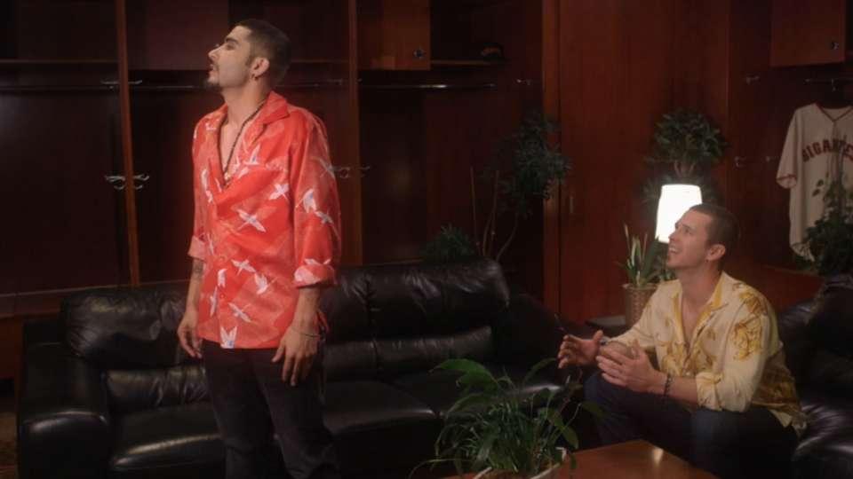 Sergio, Buster star in 'Mi Amor'