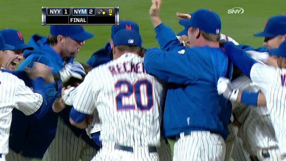 Duda's walk-off single