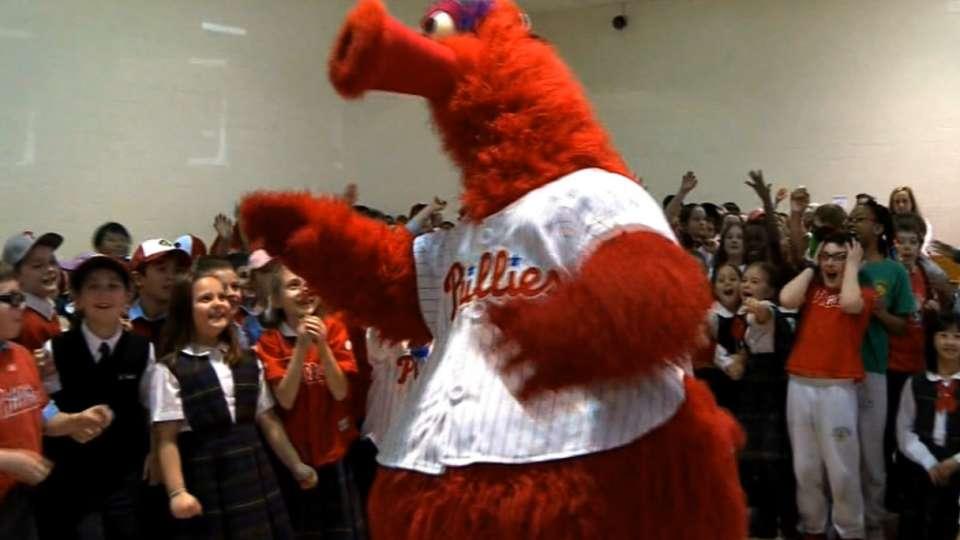 Phillies Reading Program